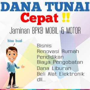 Pinjaman Uang Jaminan BPKB di Lampung