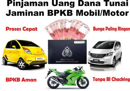 Dana Cash Jaminan BPKB Mobil di Mataram