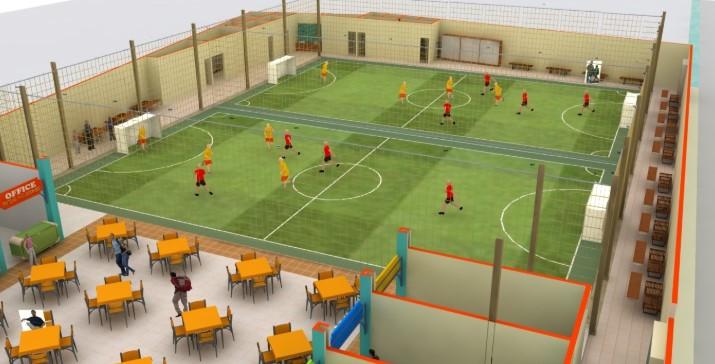 Bisnis Plan Lapangan Futsal