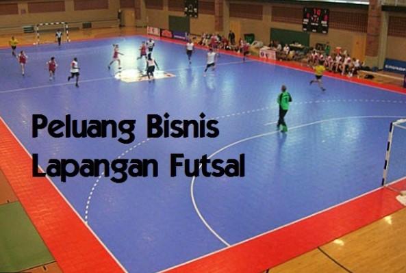 Kerjasama Bisnis Lapangan Futsal Rubber